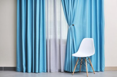 Curtain Cleaning & installation