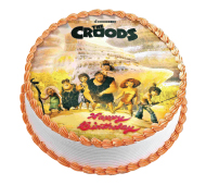 Croods Cave